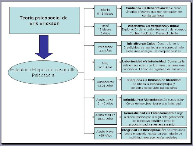 Teoria psicosexual del desarrollo