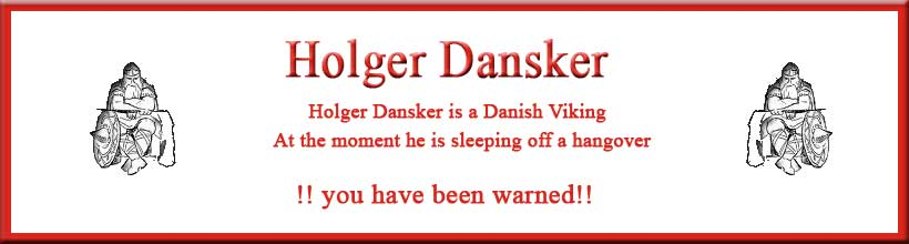 Holger Dansker