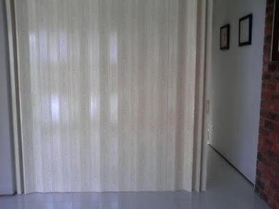 Folding Door Penyekat Ruangan