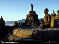 Indonesia Buddha art