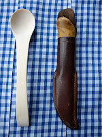 spoon makers knife