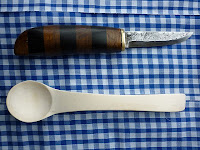 julius pettersson spoon makers knife