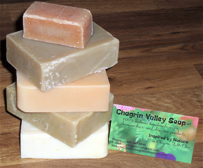 Chagrin Valley Soap And Craft