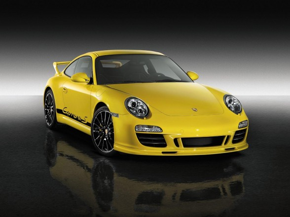 Modern Carsport 2010 Porsche Tequipment Aerokit Cup specification