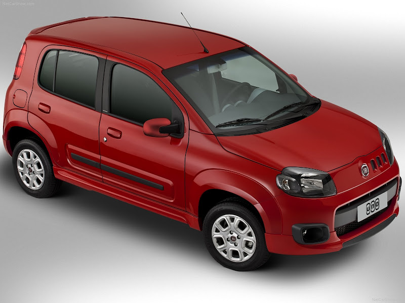 New Fiat Uno spec and review Wallpaper