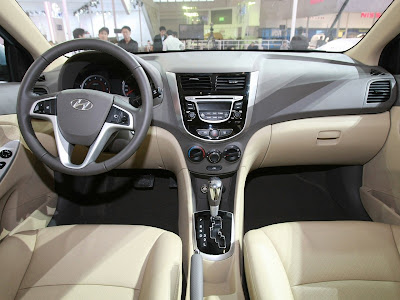 The 2011 Hyundai Verna Specification Automatic