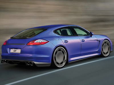 The  Specialist 2010 9ff Panamera Turbo Specification
