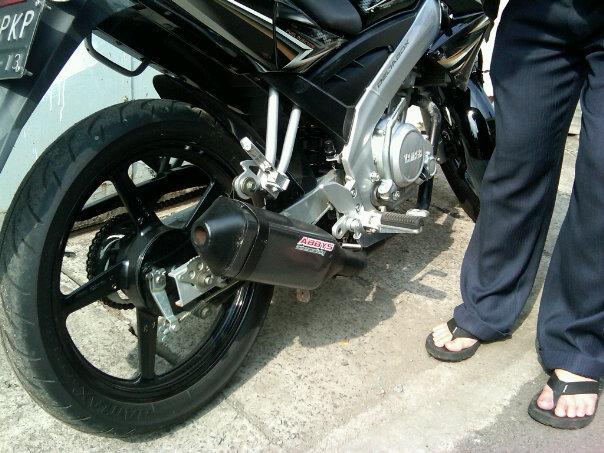 Serba-Serbi Yamaha V-Ixion 150cc title=