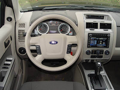 2009 Ford Escape, specification