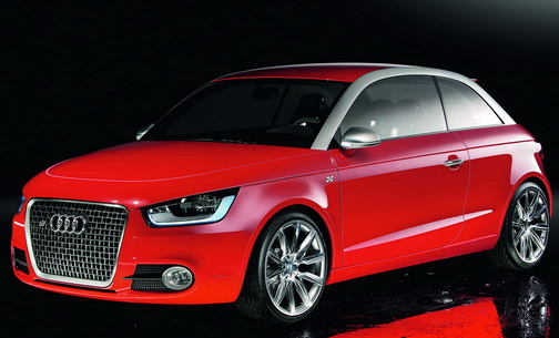 [Audi+A1+Mini+three+doors+versions]