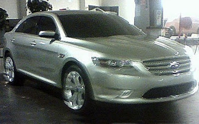 ford taurus specifications