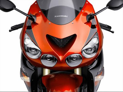 2009 Kawasaki Ninja ZX 14 Monster Energy