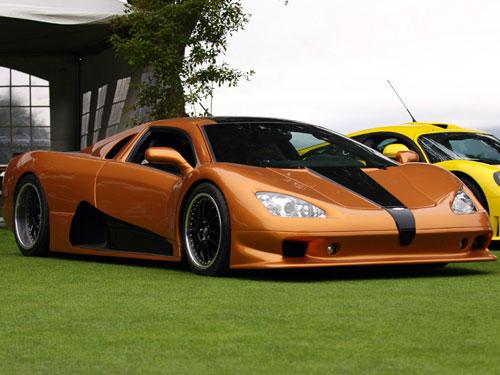 World Fastest Car
