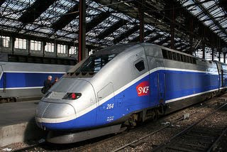 TGV (Train a Grande Vitesse)