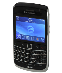 Spec  RIM BlackBerry Bold 9700