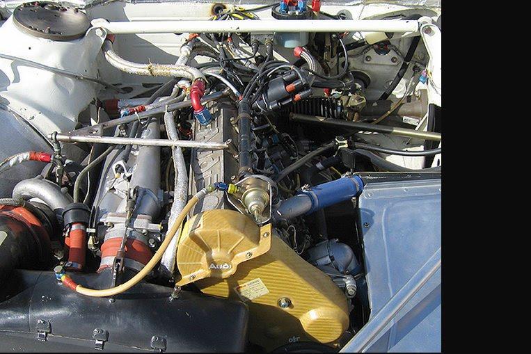 Audi 200 Turbo Quattro photo
