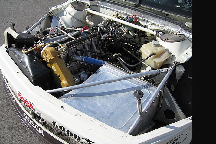 concept Audi 200 Turbo Quattro