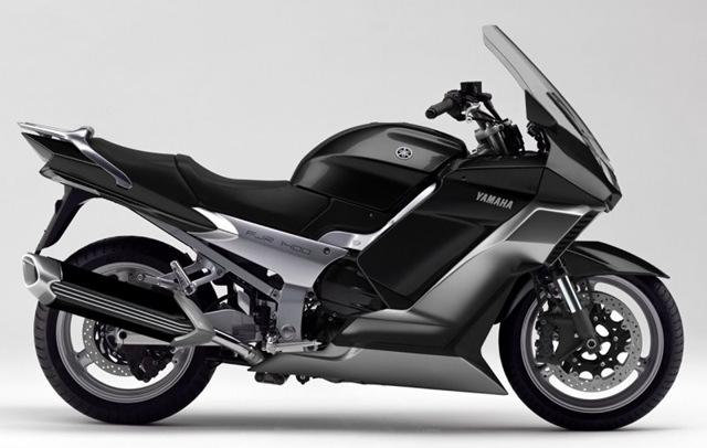 2010 Yamaha FJR 1400