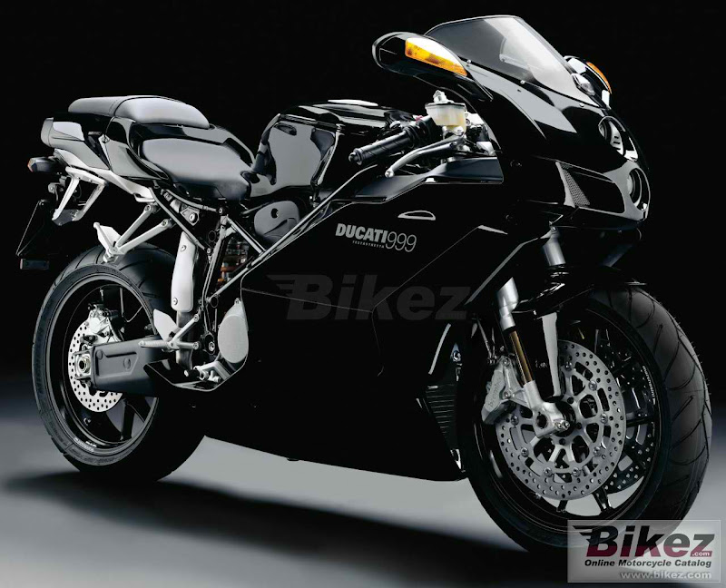 Ducati 999 specification