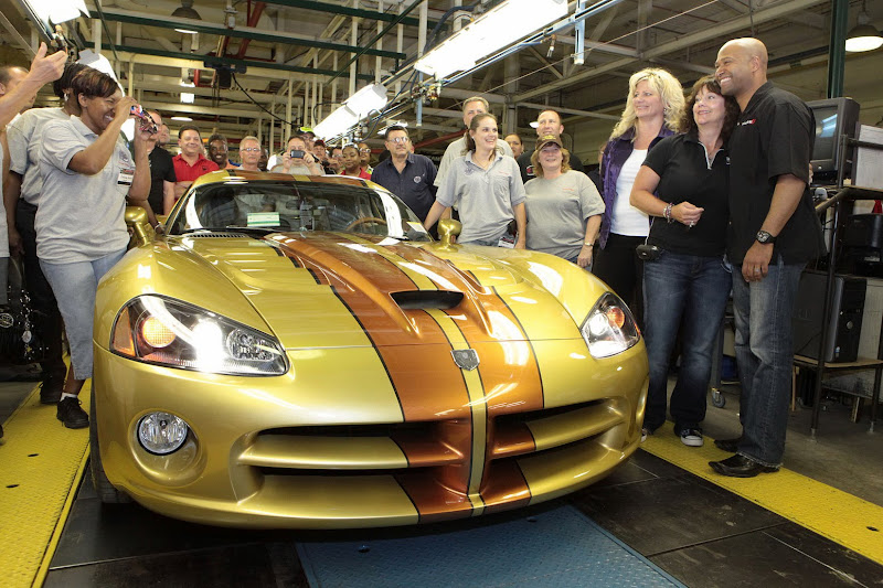 2010 Dodge Viper modified