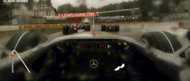 F1 2010 E3 Gameplay  is too realistic