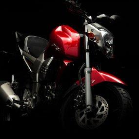 Yamaha Byson Picture phoro