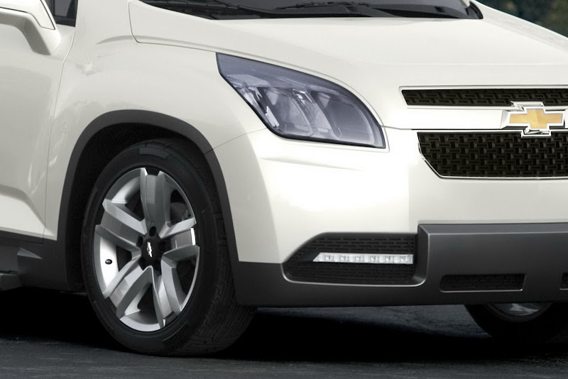 Photo 2010 Chevrolet Orlando MPV