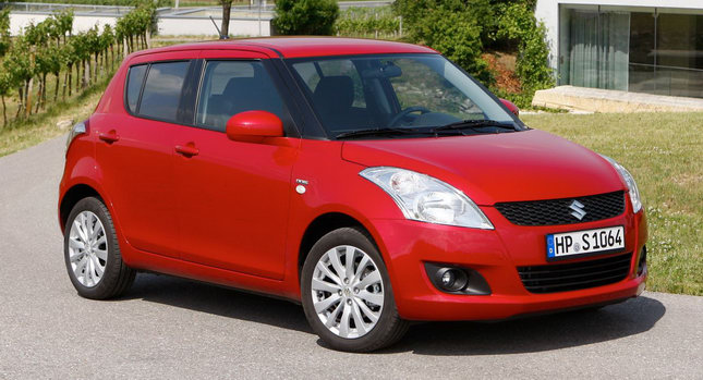 Suzuki 2010 New Review Specification