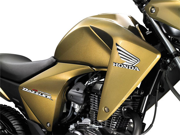 Honda Unicorn Dazzler is Honda New Megapro