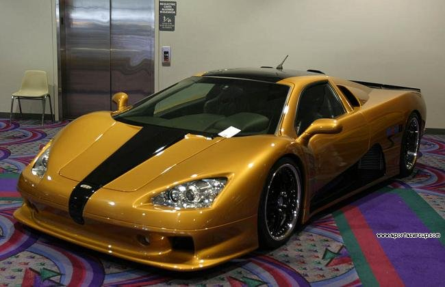 The first generation of the SSC Ultimate Aero TT could indeed become the