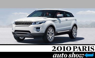 2010 Paris Auto Show Update Car list