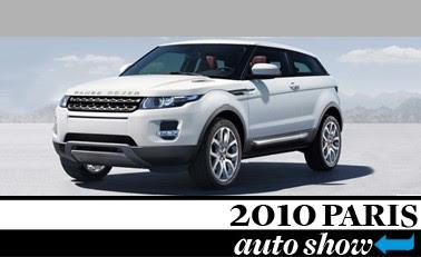 2010 Paris Auto Show Update Car list