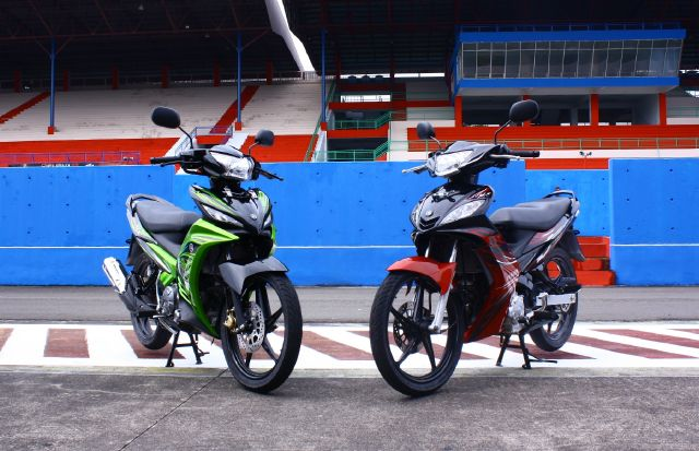 Posted in: JUPITER , Modifikasi Yamaha Alba | | | title=