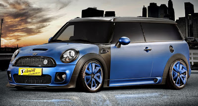 Everything about MINI Clubman Cooper S