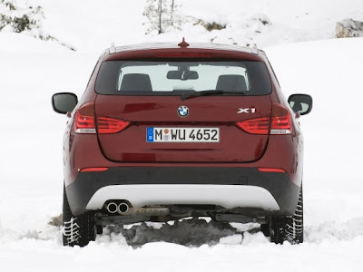 2011 BMW X1 xDrive28i Preview