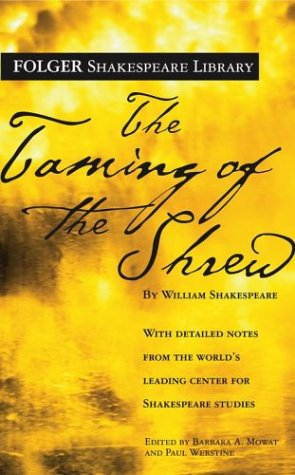 an analysis of the ending of the play the taming of the shrew by william shakespeare Literary analysis: the taming of the shrew: the importance of christopher sly's induction shakespeare, the taming of the shrew, william shakespeare.