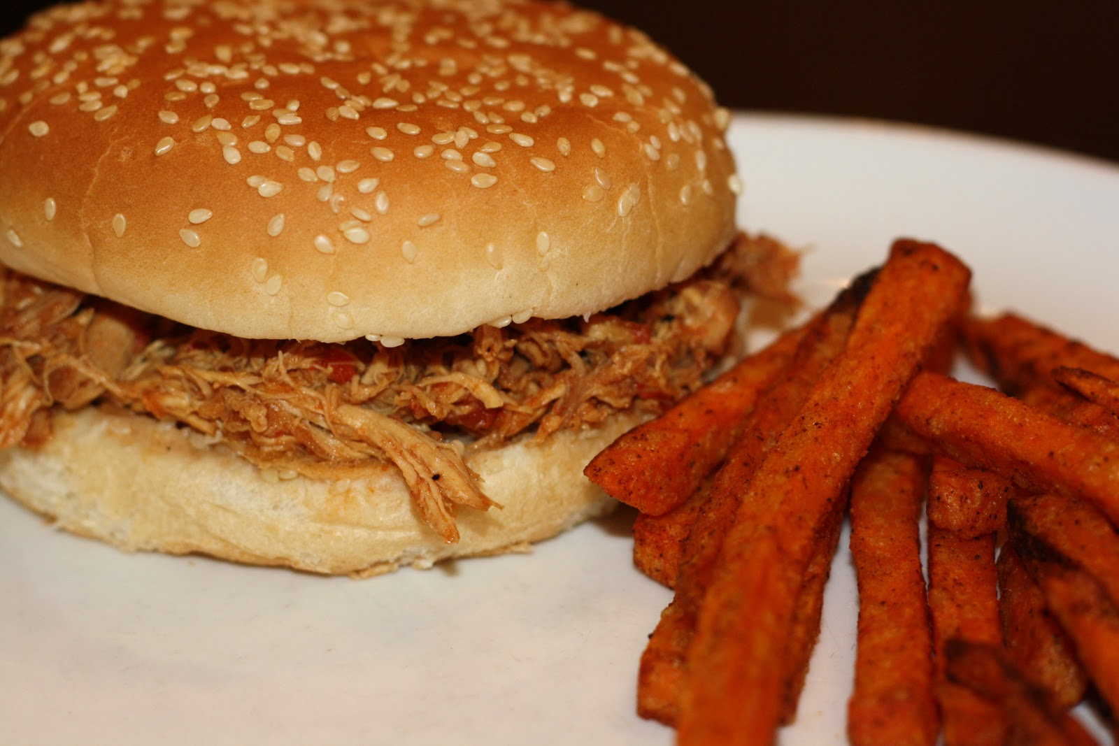 what's for dinner?: slow-cooker spicy buffalo chicken sandwiches... 4 ...