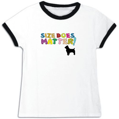 Size does matter - T-Shirt