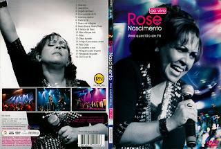 Rose Nascimento - � uma quest�o de f� Ao Vivo 2007