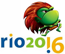 Blanka para mascote das olimpíadas Rio 2016!