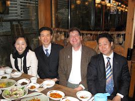 Koreans are wonderful Hosts