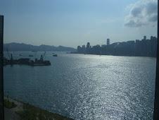 Hong Kong/fm my hotel room