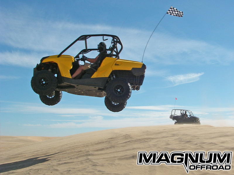 Can-Am Commander Review from Magnum Offroad - UTV Guide
