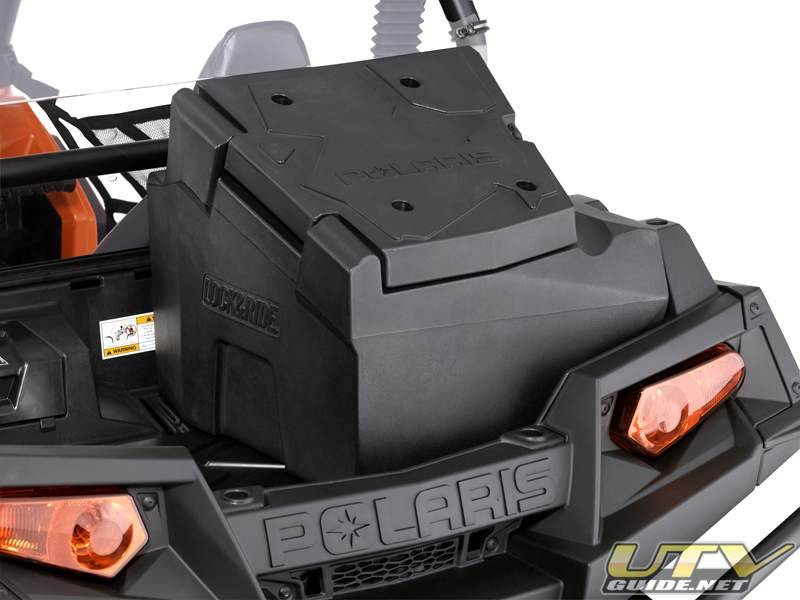 Key Accessories For Available For The New Polaris Rzr Xp