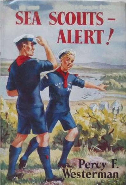 Sea Scouts Alert !