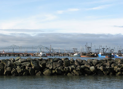 East Mooring Basin, Astoria