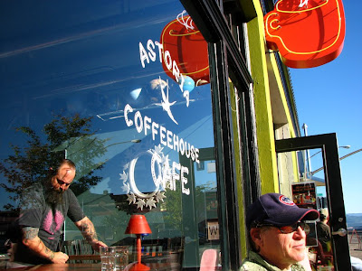 Astoria Coffeehouse (Astoria Coffee House)