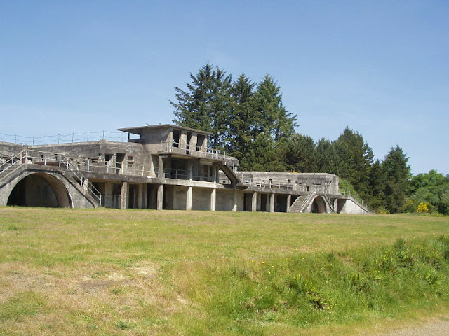 Ft. Stevens State Park, Oregon