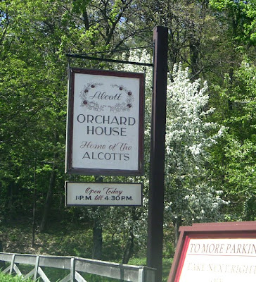 Family Home of Louisa May Alcott