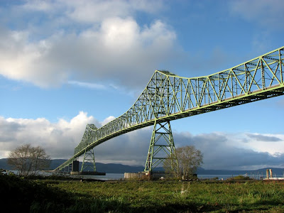 The Astoria-Megler Bridge